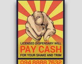 #13 untuk Design a Banner ad for sourcing materials for a California licensed dispensary oleh saikat9999