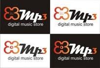 Logo Design for 3MP3 için Graphic Design459 No.lu Yarışma Girdisi