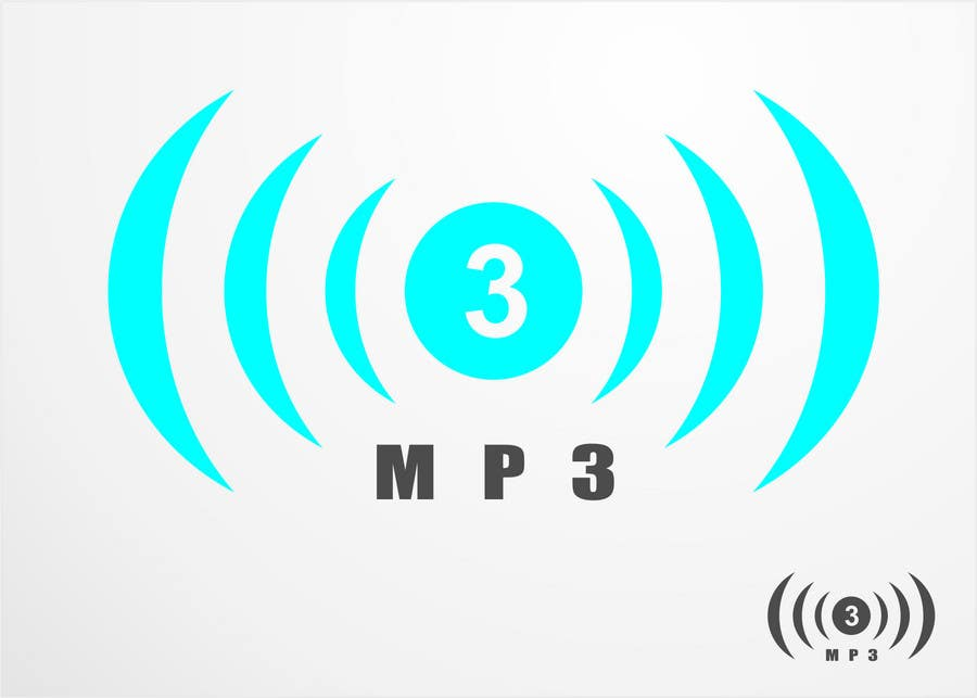 Contest Entry #429 for Logo Design for 3MP3