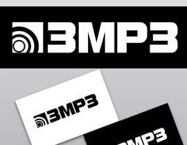 #454 para Logo Design for 3MP3 de F5DesignStudio