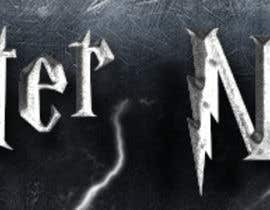 #5 untuk Design a Logo for website (Harry Potter) oleh shrestha2