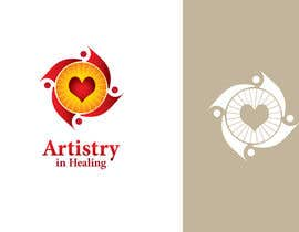 #268 para Logo Design for Artistry in Healing por Leqart