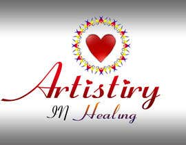 nº 160 pour Logo Design for Artistry in Healing par daisy786