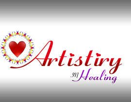 nº 210 pour Logo Design for Artistry in Healing par daisy786