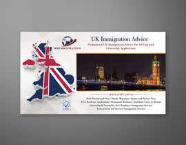 #31 untuk Design 2 Office Banners (size 90.7 x 51.3 cm) Horizontal oleh elgu