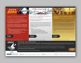 #15 cho Flyer Design for Equipe Industries bởi imaginativeGFX