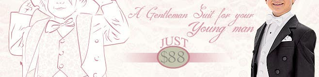 Natečajni vnos #                                        112                                      za                                         Banner Ad Design for Dream Wedding Store