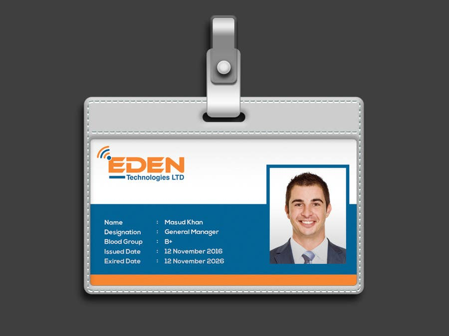 Tmshovon And 88 Entry Freelancer Design Business By For Id Card