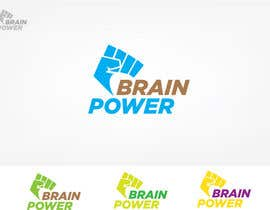 nº 47 pour Logo Design for Brainpower par Sevenbros