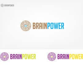 nº 41 pour Logo Design for Brainpower par Sevenbros