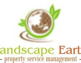 Nro 33 kilpailuun Design a Logo for Landscape Earth käyttäjältä fmuzaki38