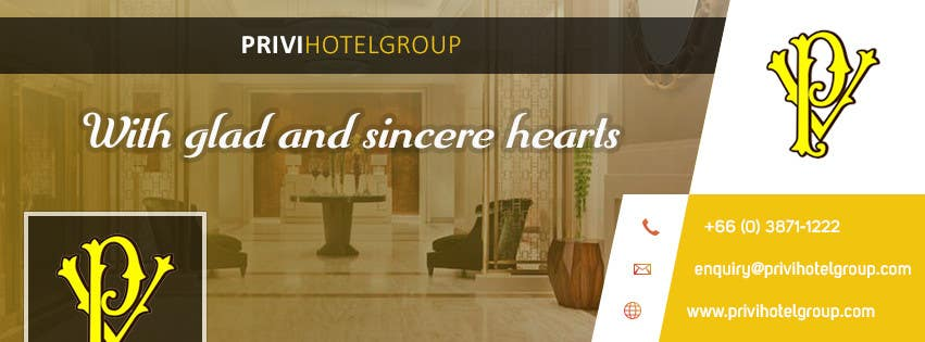 Contest Entry 7 For Design A Banner Facebook Cover Page Of Hotel Group