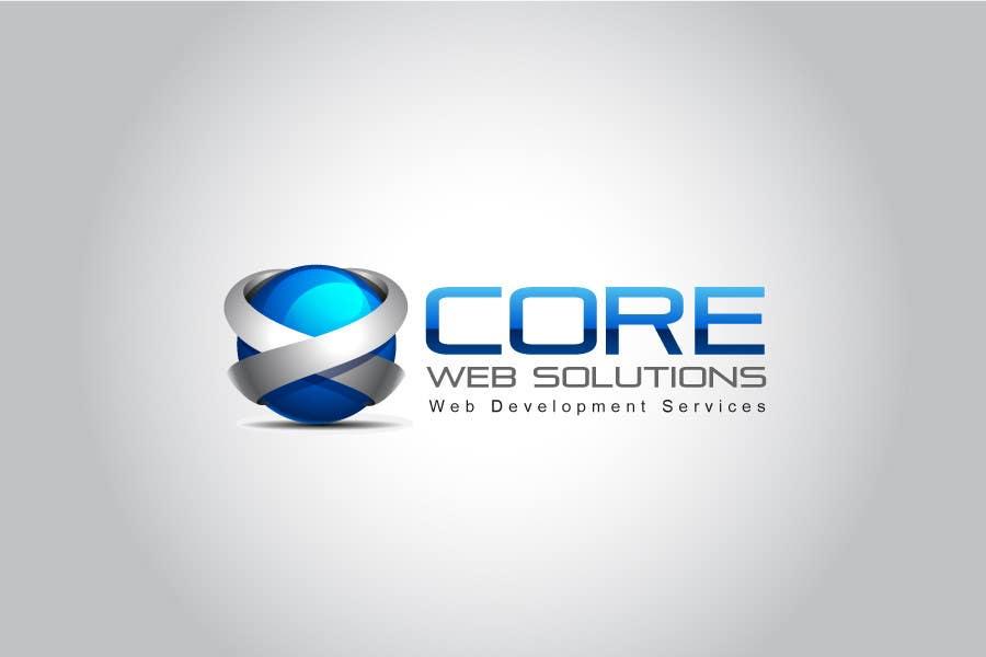 Inscrição nº 198 do Concurso para Logo Design for Core Web Solutions
