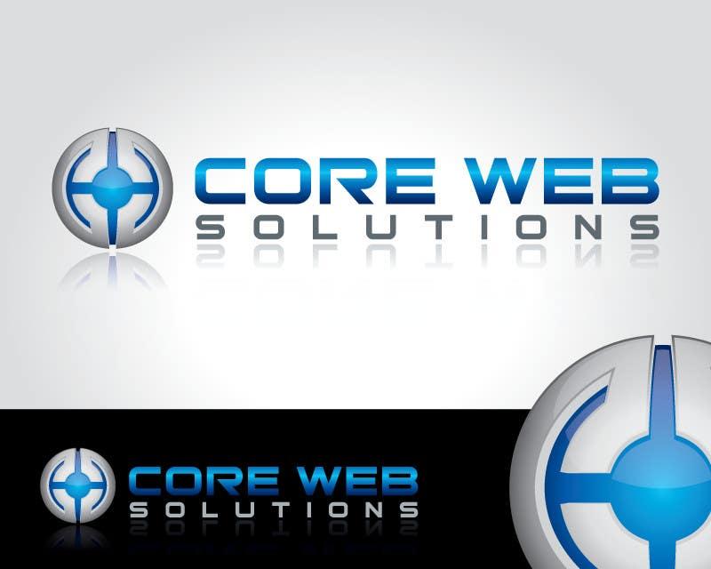 Inscrição nº 152 do Concurso para Logo Design for Core Web Solutions