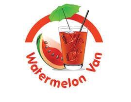 nº 109 pour Logo design for Juice Bar - Watermelon Van par rajibdebnath900