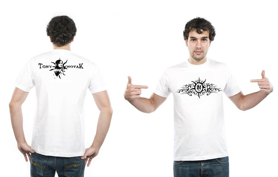 T Shirt Front And Back Clip Art at Clkercom  vector clip