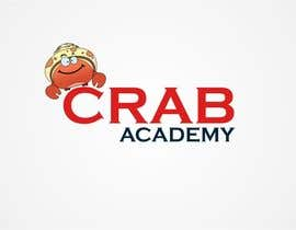 #20 for New Crab Academy Logo for Hermit Crabs by jesalrana710
