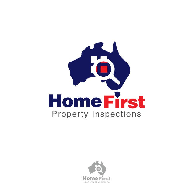 Contest Entry #                                        135                                      for                                         Logo Design for Home First Property Inspections