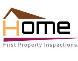 #172 para Logo Design for Home First Property Inspections por wehavesolution
