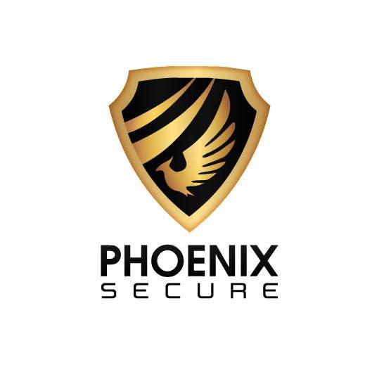 Proposition n°                                        63                                      du concours                                         Design a Logo for Phoenix Secure