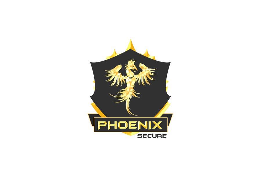 Proposition n°                                        64                                      du concours                                         Design a Logo for Phoenix Secure