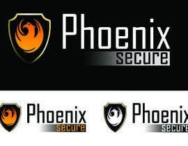 nº 39 pour Design a Logo for Phoenix Secure par vivekvaishnav