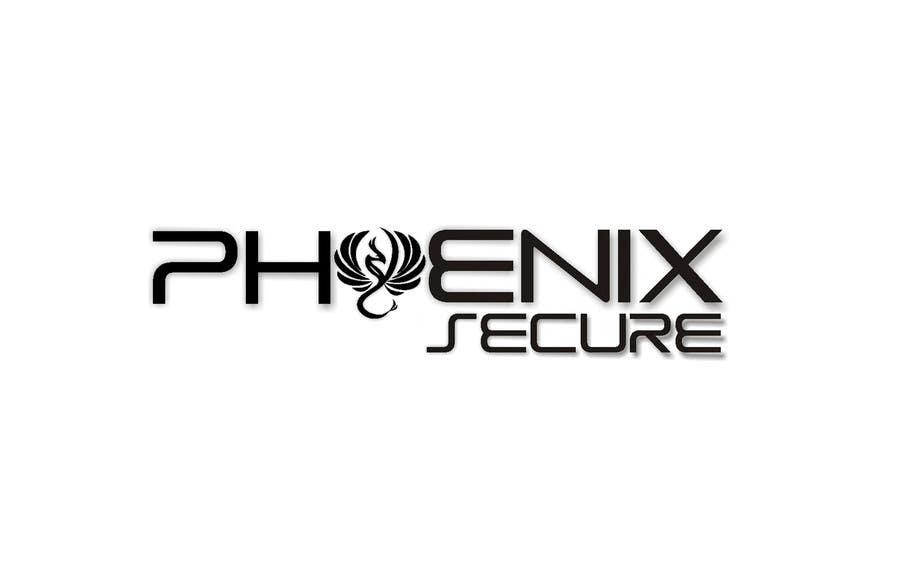 Proposition n°                                        5                                      du concours                                         Design a Logo for Phoenix Secure