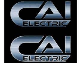 #126 para Disegnare un Logo for Cai Electric Srl - Distributor of components for industrial automation por Arakarenina