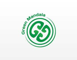 nº 55 pour Logo Design for Green Mandala par bantomi