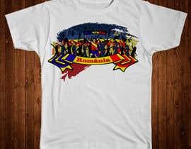 #21 pentru Design a Logo for t-shirt clothing company de către myky