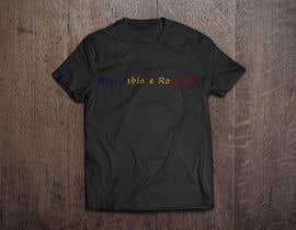 #29 pentru Design a Logo for t-shirt clothing company de către tolomeiucarles