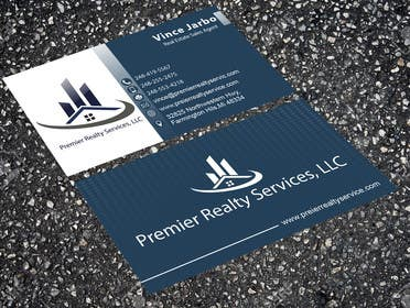 Image of                             Business Card Redesign