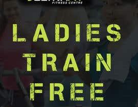 #25 para Design a Flyer for Ultrafit ladies train for free por Malekku
