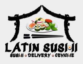 #41 para Diseñar un logotipo Local de Sushi de IngAdolfoGarcia