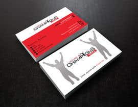 #35 für design business card von DesignerShoaib