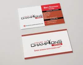 #30 für design business card von shahilkhondker