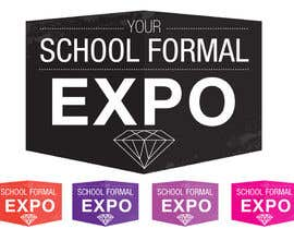 #85 untuk Logo Design for Your School Formal Expo oleh lmeggos
