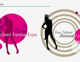 nº 20 pour Logo Design for Your School Formal Expo par lazybeebee