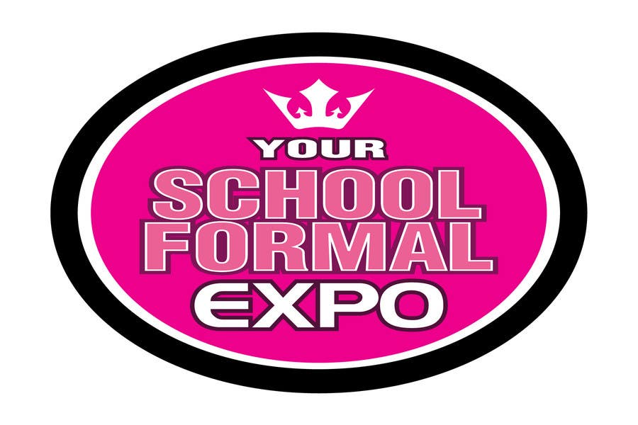 Proposition n°                                        98                                      du concours                                         Logo Design for Your School Formal Expo