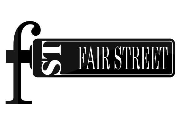 Kilpailutyö #50 kilpailussa Logo Design for FairStreet.com