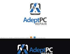 #52 untuk Develop a Corporate Identity for Adept PCRepair oleh tobyquijano