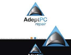 #53 untuk Develop a Corporate Identity for Adept PCRepair oleh tobyquijano