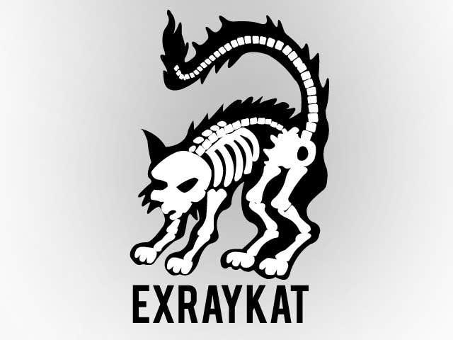 Kilpailutyö #                                        22                                      kilpailussa                                         Graphic Design for Exraykat