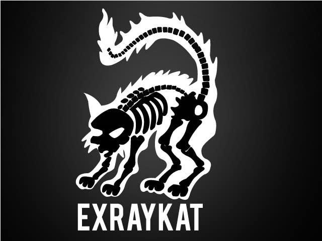 Kilpailutyö #                                        20                                      kilpailussa                                         Graphic Design for Exraykat