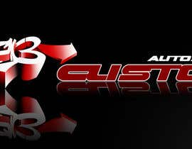 #78 for Logo Design for 393 CUSTOMS by Bert671