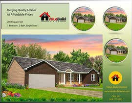 TECHLINKINDIA tarafından Turn new home construction drawings into a marketing sheet for a home plan için no 24