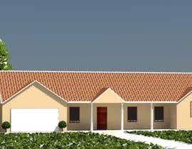 fourSlash tarafından Turn new home construction drawings into a marketing sheet for a home plan için no 15