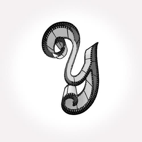 entry 4 by beckzozone for y letter film strip logo design rh freelancer in film strip logo design