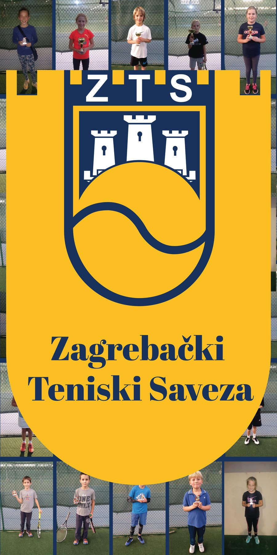 Entry 5 By Fadovicattia For Zagreb Tennis Association Rollup