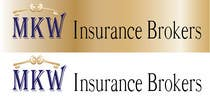 Graphic Design Contest Entry #265 for Logo Design for MKW Insurance Brokers  (replacing www.wiblininsurancebrokers.com.au)